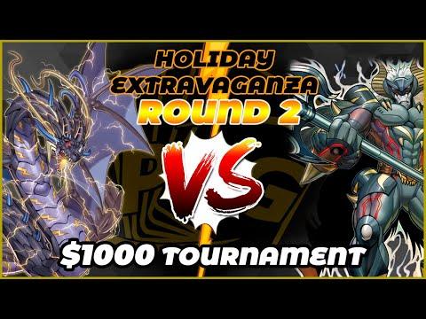 PPG Yugioh $1,000 Holiday Extravaganza Round 2