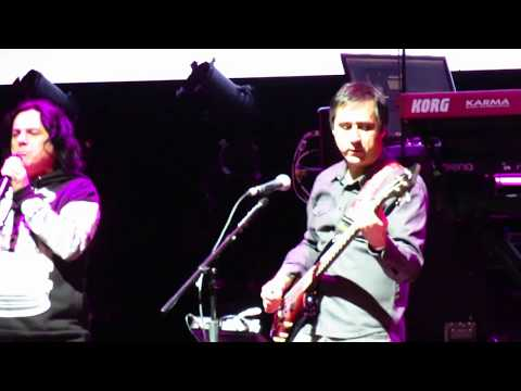 Swap the band -  Marillion weekend Chile 2017 - Gazpacho (bass)