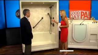Video Safe Bathrooms for Seniors: Beautiful Aging-in-Place Bathrooms in Central PA download MP3, 3GP, MP4, WEBM, AVI, FLV Mei 2018