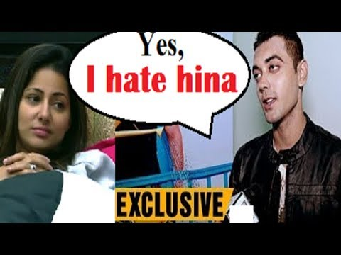 I Hate Hina Khan says Luv Tyagi|| Luv After Eviction|| Exclusive Interview|| Big Boss 11