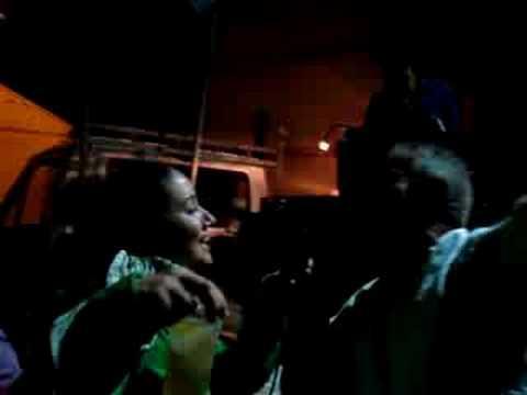 karaoke Santiuste sjb con DJ Edu