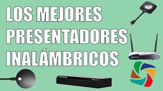 LOS MEJORES PRESENTADORES INALÁMBRICOS I MCU COLOMBIA