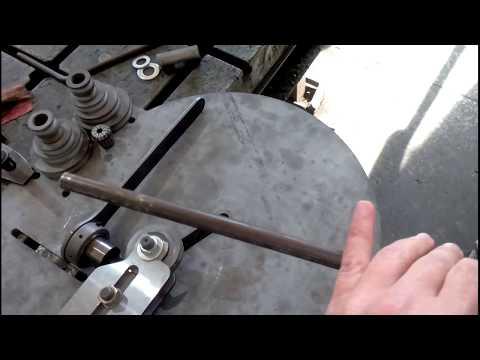 Трубогиб ручной для труб малых диаметров