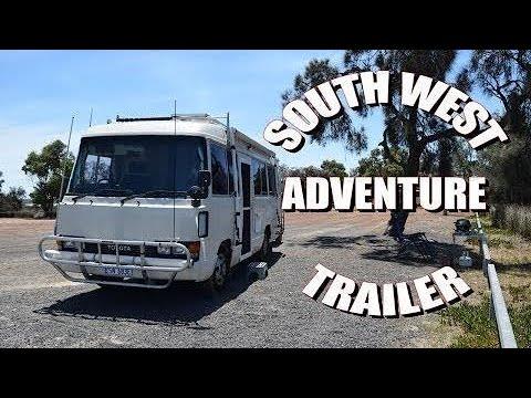 South West Adventure - Trailer - Western Australia