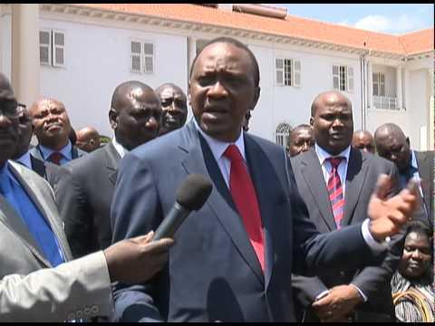 HEALTH SECTOR TRANSFORMATION IN KENYA.