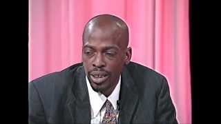 Floyd Strother Comedy Connection:Real Talk topic(Domestic Violence)