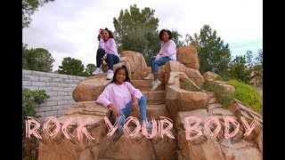 Chris Brown | Rock Your Body | @Dareal08