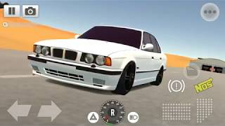 BMW M5 Arabic Drift
