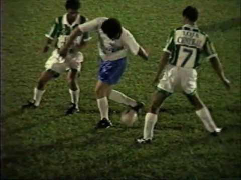 SELEÇÃO DE MONTE ALTO 8 X RÁDIO GLOBO 4 - EM 13/05/1996