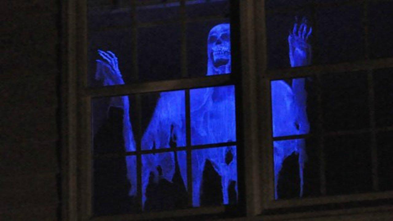 картинки призраков в окне смогут