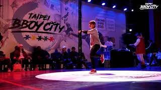Uruha vs Nao  [1on1 B-Girl Battle for the 3rd Place] ► TAIPEI BBOY CITY ◄ 2017