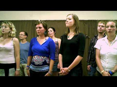 Newcastle University's Folk and Traditional Music Degree students - Romanian Song (Blood and Gold)