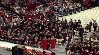 WKU's University College Recognition Ceremony - Spring 2018 #WKUgrad