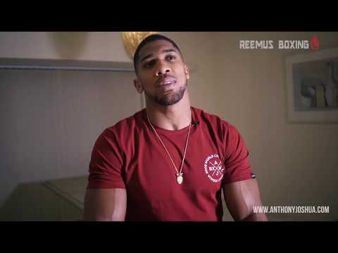 Anthony Joshua: Starve Distractions & Feed Your Hunger To Keep Winning (Part 4 of 6)