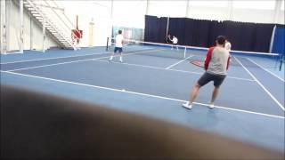 Tennis 2017/Danik (music Calvin Harris – My Way)
