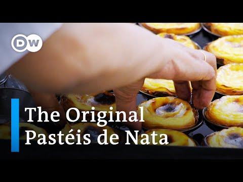 The Only Truly Original Pastéis de Nata | Pastéis de Belém From Lisbon, Portugal