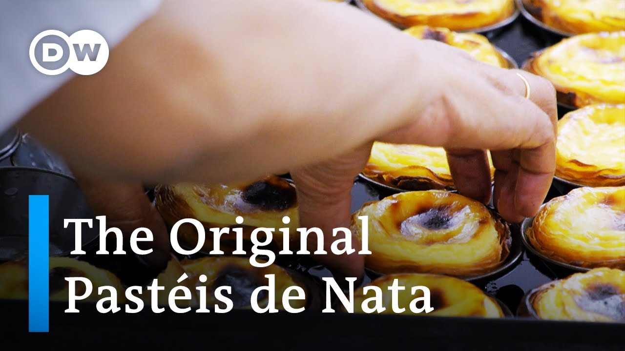 The Only Truly Original Pastéis de Nata | Pastéis de Belém From Lisbon, Portugal