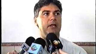 Trecho do jornal jangadeiro de 1999.TV JANGADEIRO