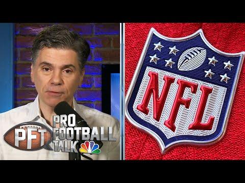 NFL should reconsider bubble as COVID-19 hits MLB | Pro Football Talk | NBC Sports