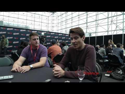 Goran Višnjić Roundtable - New York Comic Con 2016