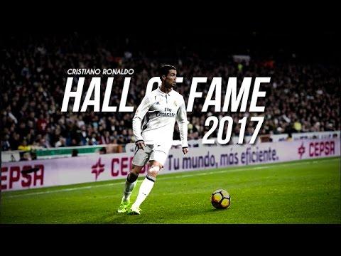Cristiano Ronaldo • Hall of Fame • 2017