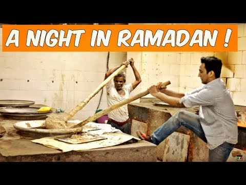 A Night during Ramadan l Hyderabad l The Baigan Vines