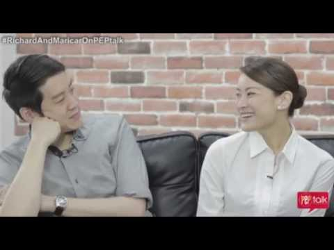 Maricar Reyes And Richard Poon Sing For Each Other