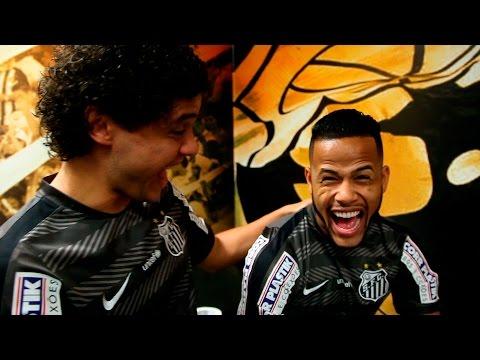 Santos 3 x 1 Chapecoense | BASTIDORES | Brasileirão (03/09/15)