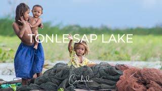 Travel Cambodia - Tonle Sap Lake
