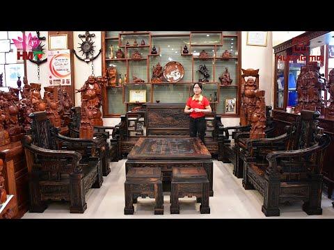 giá đồ gỗ nội thất đồng kỵ