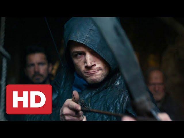 Robin Hood Teaser Trailer (2018) Taron Egerton, Jamie Foxx, Ben Mendelsohn