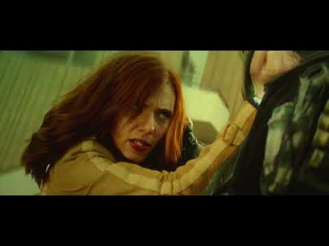 Girl Fight Captain America  Civil War 2016 720p HDTC X264 Dual Audio English + Hindi   NicK