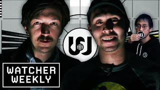 The Return of BuzzFeed Unsolved & Ryan is Sick • Watcher Weekly #010