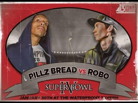 413 Battle League - Robo vs Pillz Bread