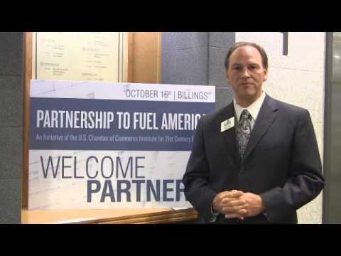 Partner Testimonial - John Brewer, Billings Chamber of Commerce - Montana