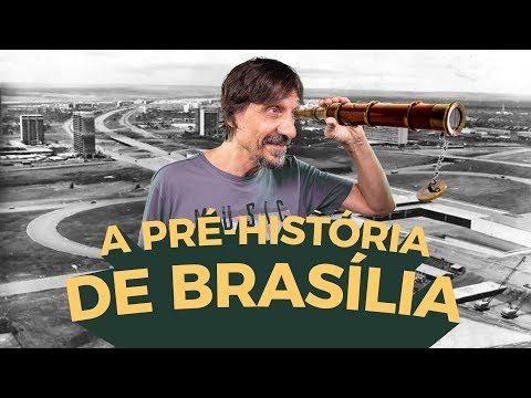 A PRÉ-HISTÓRIA DE BRASÍLIA - EDUARDO BUENO