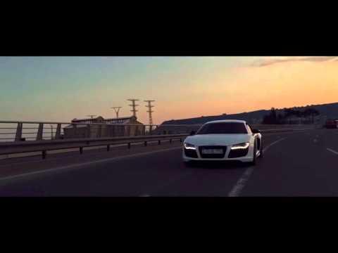 AUDI R8 V10 by Elchin Aliyev. Azerbaijan-Baku City