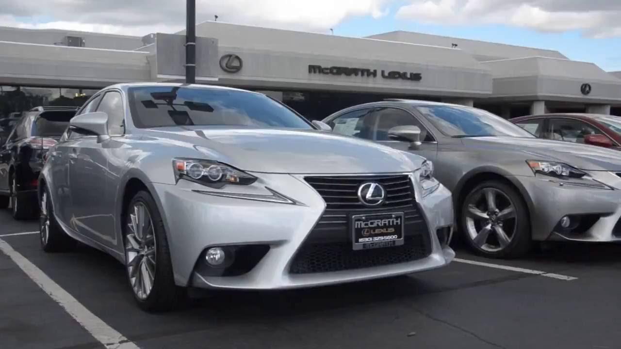 Video From McGrath Lexus Of Westmont