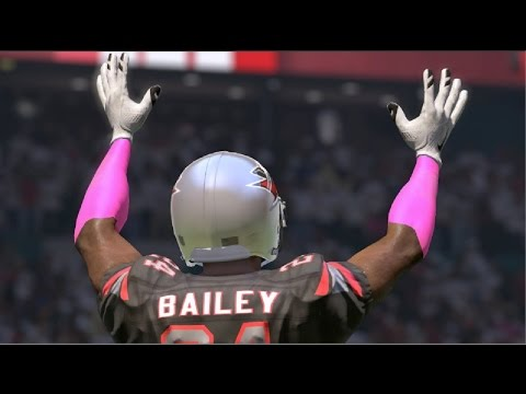 Legend Champ Bailey | Player Review | Madden 17 Ultimate Team Gameplay