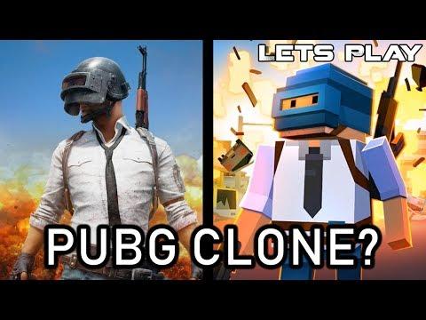 PUBG IS WAY BETTER - Grand Battle Royale: Pixel War