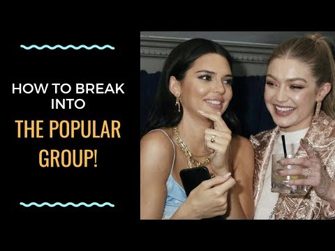 POPULARITY ADVICE: 4 Steps To Break Into The Popular Group! | Shallon Lester