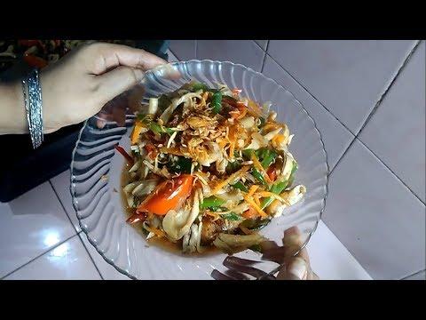 Resep Oseng Jamur TIram