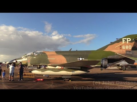2017 Wings Over Houston Air Show - Static Displays
