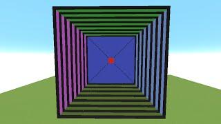 Minecraft Optical Illusions 8
