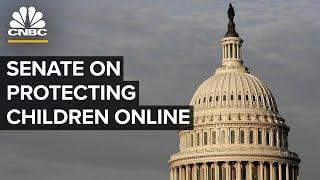 Senate holds hearing on protecting children from digital dangers – 07/09/2019
