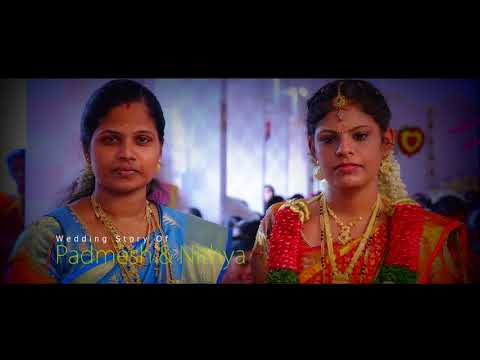 Padmesh+Nithya Wed Promo