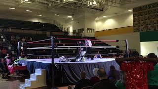 LPWG Dee Munny w/ Caramel Kiss vs Scotty Beach 02/16/2019