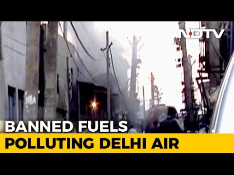 NDTV Exclusive: Banned Oil That Continues To Pollute Delhi