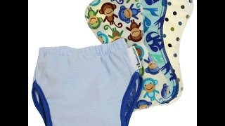 Best Bottom Potty Training Pants - Review & Look See