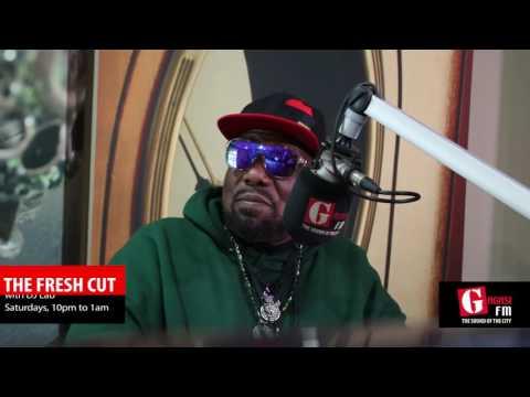 Africa Bambatha on The Fresh Cut with DJ Lab